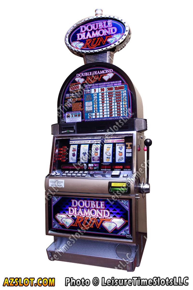 Double Diamond Run Slot Machine