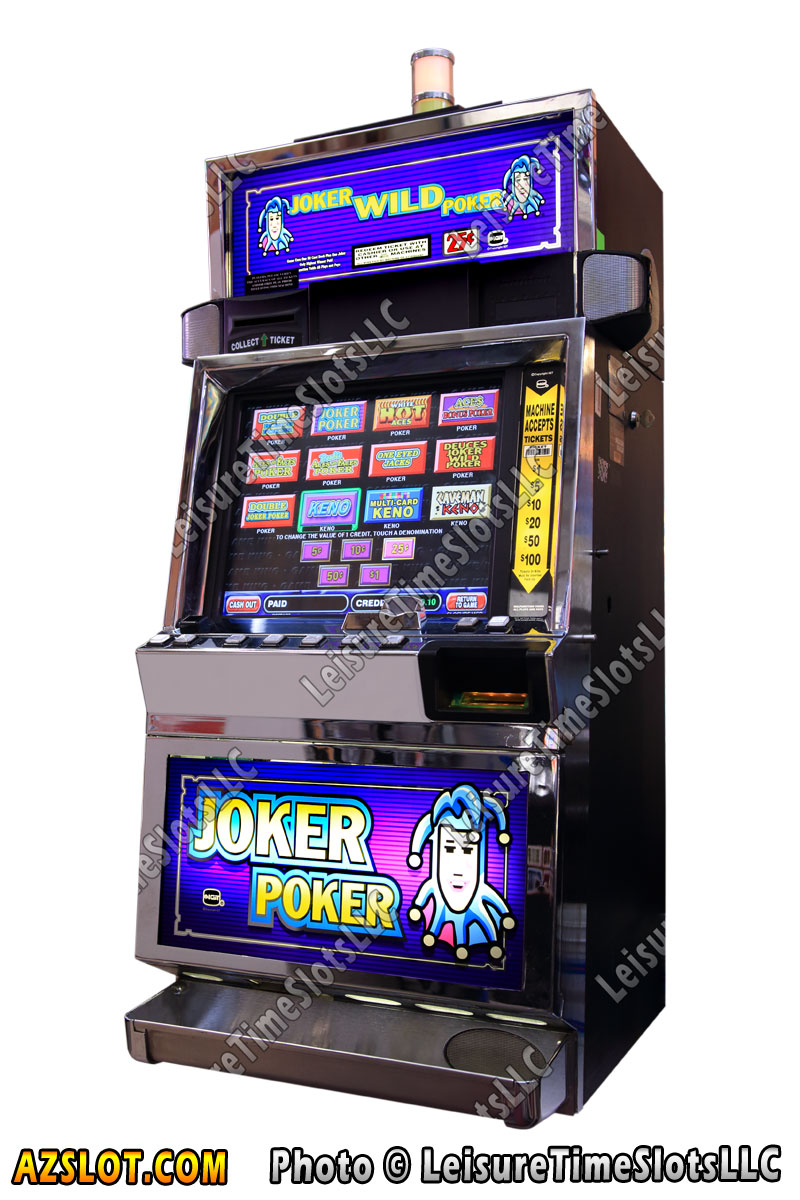 online slot machine game joker poker