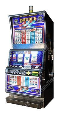 4a46b6ddf Double RWB - IGT S-2000 machine. $599