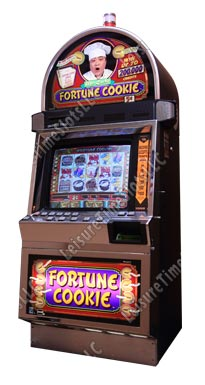 4a139bb90 Fortune Cookie IGT iGame Machine with LCD. $1499
