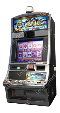 da9e66631 Zeus - WMS Gaming Bluebird with LCD $1299